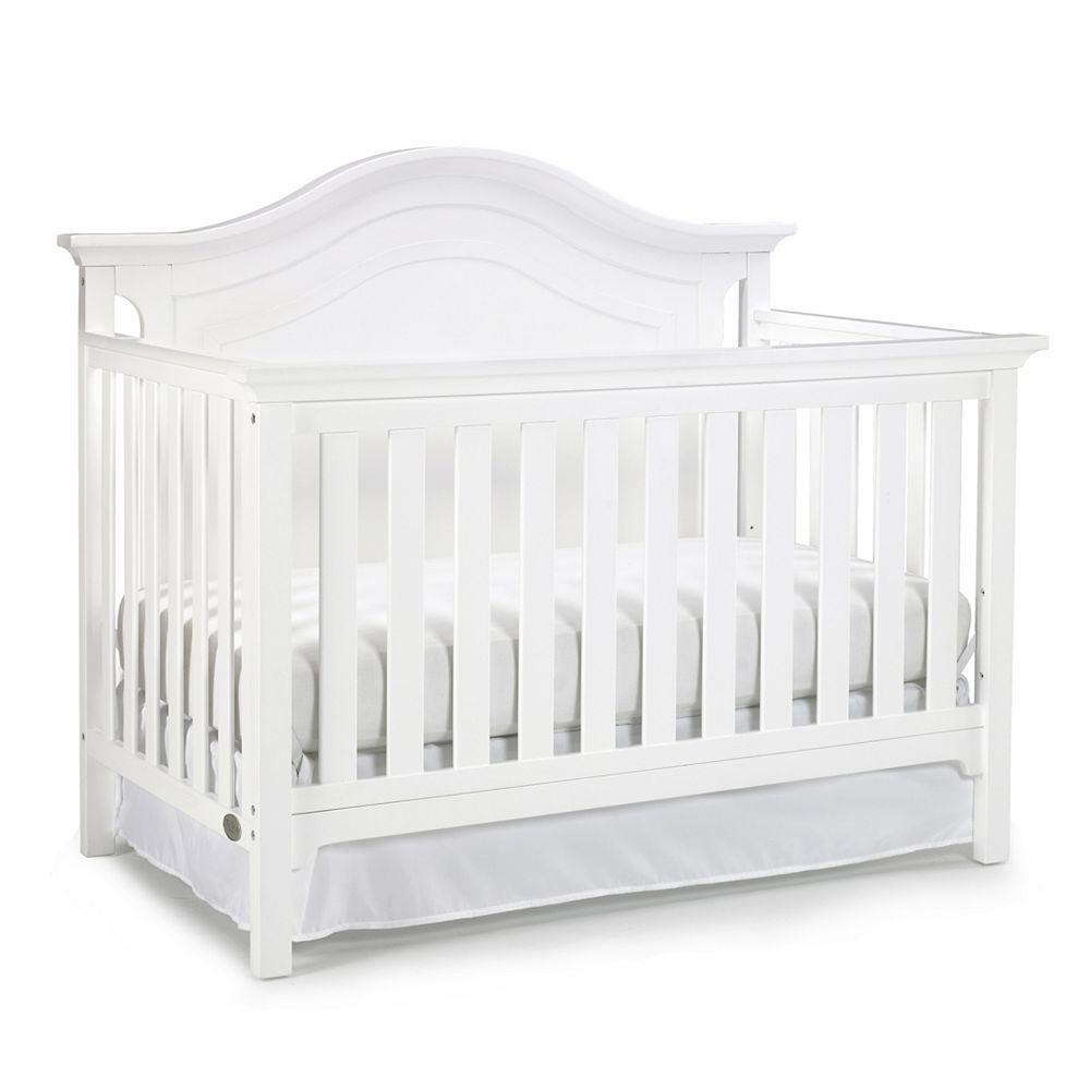 Ti Amo Catania 4 In 1 Convertible Crib