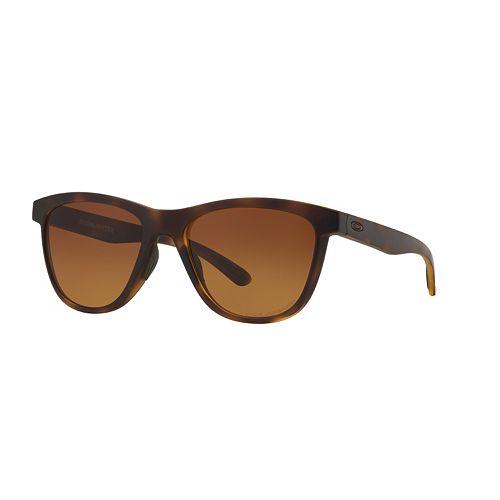 Oakley Moonlighter OO9320 53mm Square Polarized Sunglasses