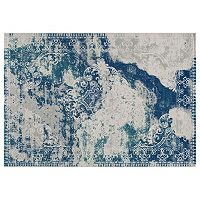Momeni Loft Merrick Framed Scroll Rug