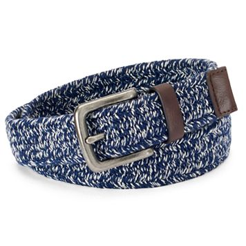 Men's Urban Pipeline® Braided Stretch Belt