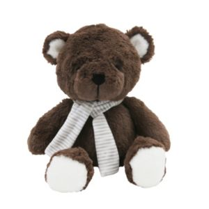 Lambs & Ivy Evan Rocky Plush Bear