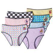 Girls 4-10 Friday Night at Freddy's Bonnie, Chica & Freddy 7 pkBrief Panties
