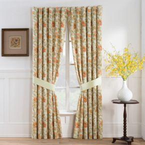 Waverly 2-pack Felicite Window Curtain