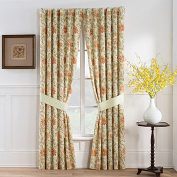 Waverly 2-pack Felicite Window Curtain