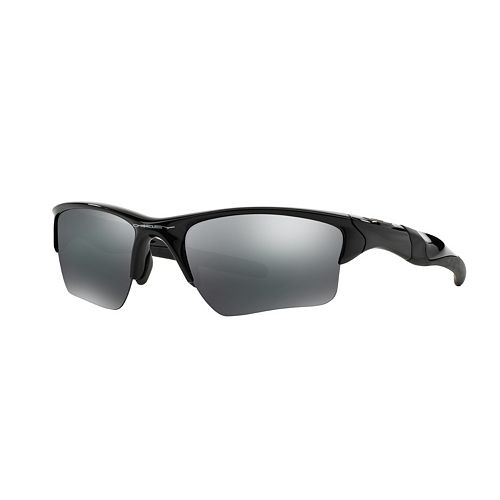 bb94b17006 Oakley Half Jacket 2.0 XL OO9154 62mm Wrap Black Iridium Sunglasses
