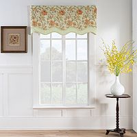 Waverly Felicite Wave Valance