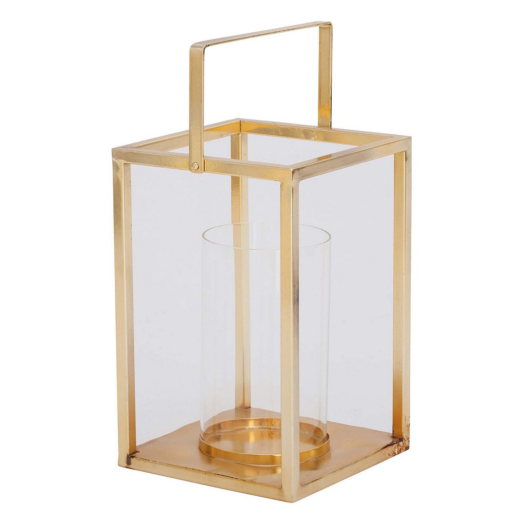 Contemporary Lantern Candle Holder