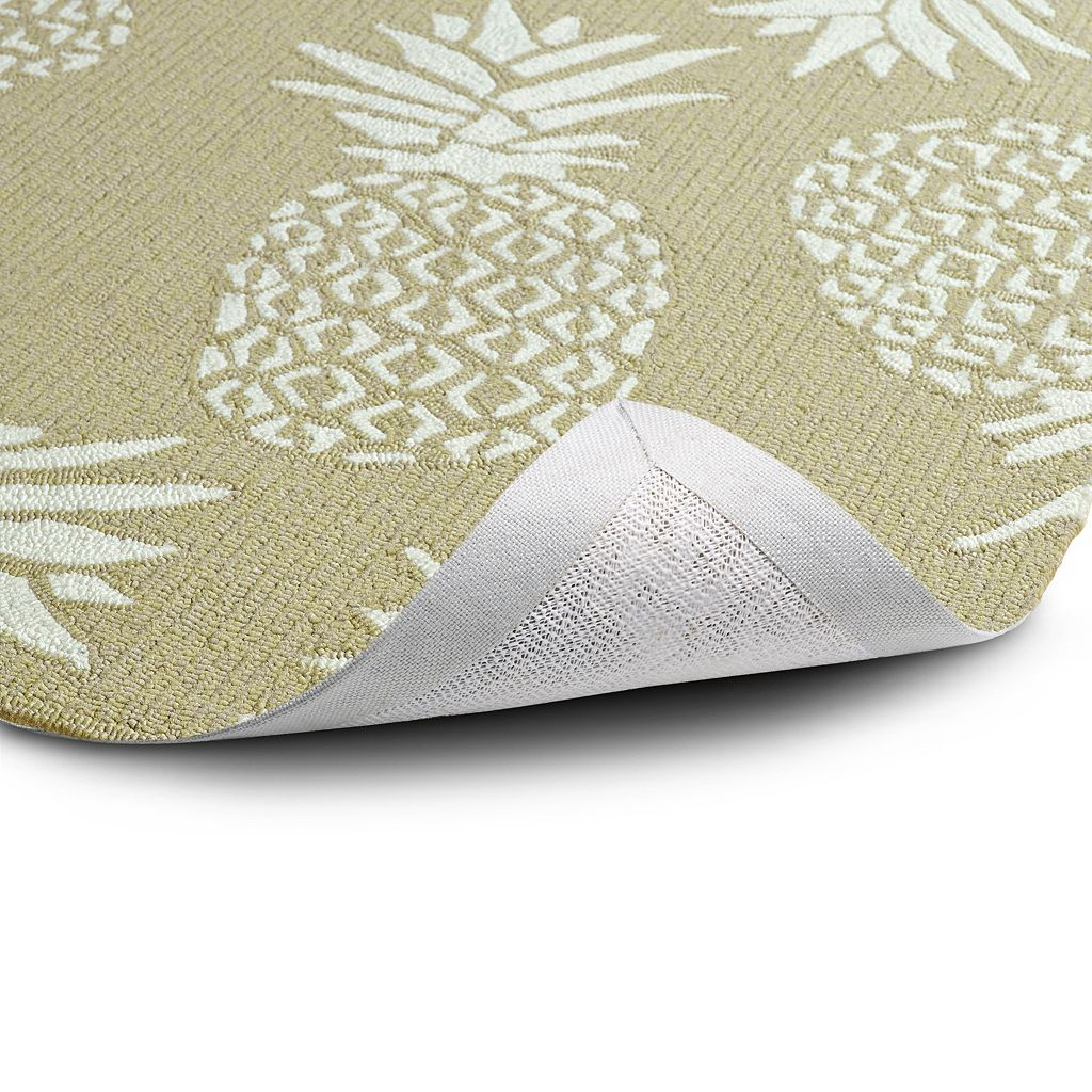 Kaleen Sea Isle Pineapple Rug