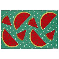 Kaleen Sea Isle Watermelon Rug
