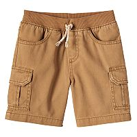 Toddler Boy Jumping Beans® Twill Cargo Shorts