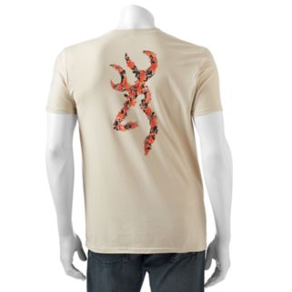 Men's Browning Logo Tee