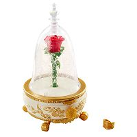Disney's Beauty & The Beast Enchanted Rose Jewely Box