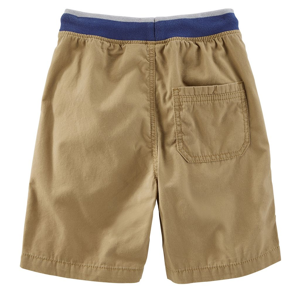 Boys 4-12 OshKosh B'gosh® Pull-On Shorts