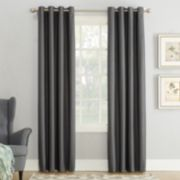Sun Zero Blackout 1-Panel Connor Window Curtain