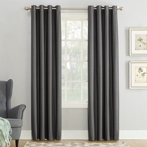 Sun Zero Connor Window Curtain
