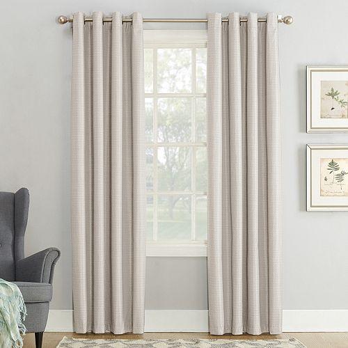 Sun Zero Blackout 1-Panel Connor Window Curtain