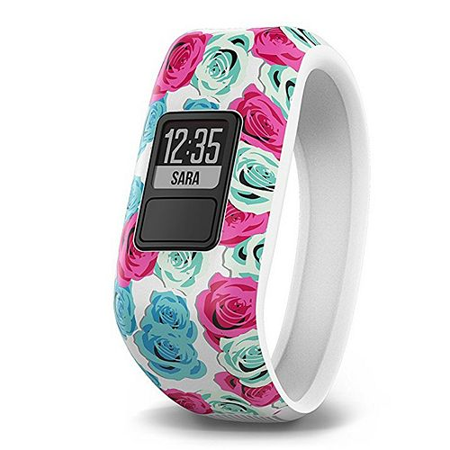 Garmin vívofit jr. Real Flower Kids Activity Tracker