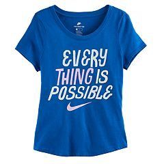 Girls 7-16 Nike 'Everything Is Possible' Graphic Tee