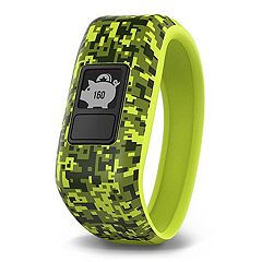 Kids Garmin Vivofit Jr. Digi Camo Activity Tracker
