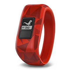 Kids Garmin Vivofit Jr. Broken Lava Activity Tracker