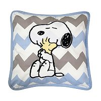 Lambs & Ivy Peanuts My Little Snoopy Pillow
