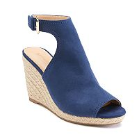 Apt. 9® Ecstatic Women's Espadrille Wedge Sandals