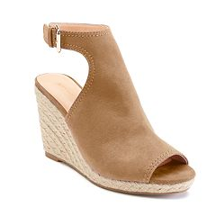 Apt. 9 Ecstatic Women's Espadrille Wedge Sandals by