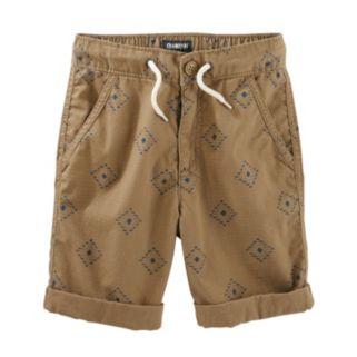 Boys 4-8 OshKosh B'gosh® Pull-On Shorts