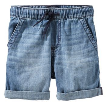 Boys 4-7 OshKosh B'gosh® Pull-On Denim Shorts