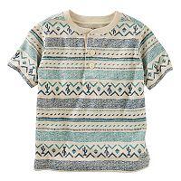 Toddler Boy OshKosh B'gosh® Tribal Henley