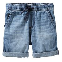 Toddler Boy OshKosh B'gosh® Pull-On Denim Shorts