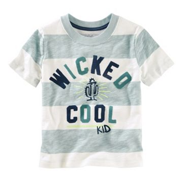 Toddler Boy OshKosh B'gosh® Slubbed