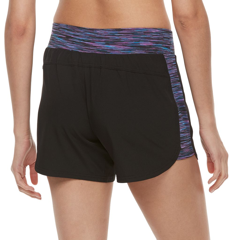 Women's Tek Gear® Mesh Side Shorts