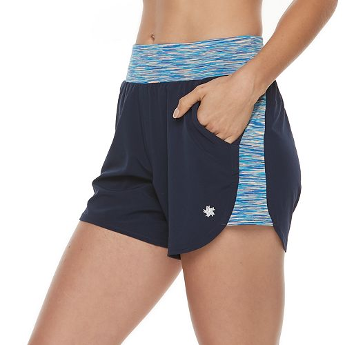 Women's Tek Gear® Mesh Side Shorts