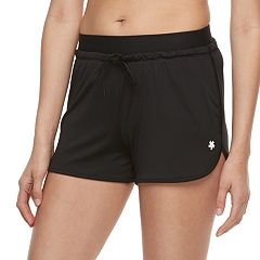 Women's Tek Gear® Exposed Elastic Shorts