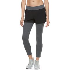Women's Tek Gear® 2-in-1 Shorts & Leggings