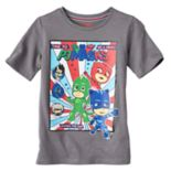 "Boys 4-7 PJ Masks ""Time To Be A Hero"" Graphic Tee"
