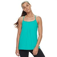 Women's Tek Gear® Strappy Back Performance Tank