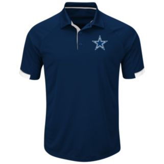 Big & Tall Majestic Dallas Cowboys Polo