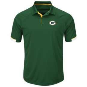Big & Tall Majestic Green Bay Packers Polo