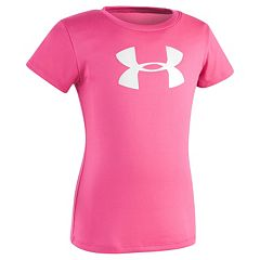 Girls 4-6x Under Armour Logo Graphic Tee