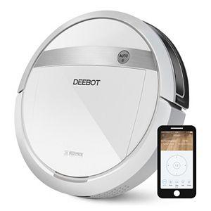 Ecovacs DEEBOT M88 App-Controlled Robotic Floor Cleaner