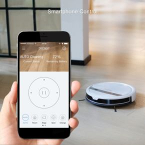 Ecovacs DEEBOT M88 App-Controlled Robotic Floor Cleaner