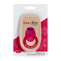 Fancy Feet by Foot Petals Gel Heel Cup Insert