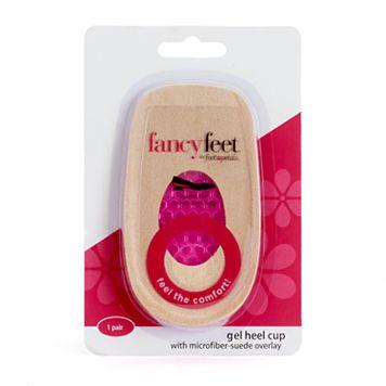 Fancy Feet by Foot Petals Gel Heel Cup Insert