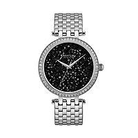 Caravelle New York by Bulova Women's Crystal Stainless Steel Watch - 43L199
