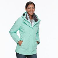 Women's ZeroXposur Darline Hooded 3-in-1 Stretch Systems Jacket