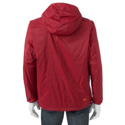 Big & Tall Hemisphere Packable Hooded Rain Jacket