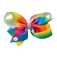 Girls 4-16 JoJo Siwa Rainbow Clip-On Hair Bow