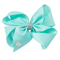 Girls 4-16 JoJo Siwa Mint Clip-On Hair Bow